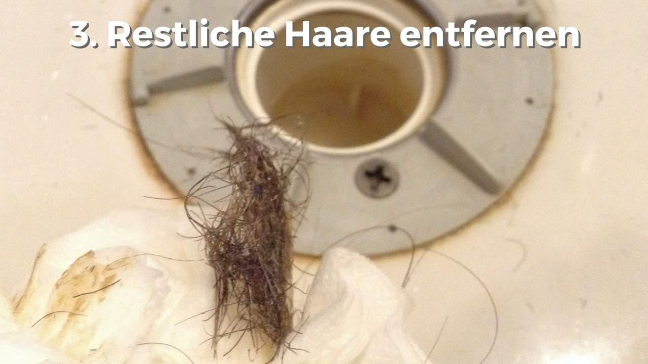 Verstopfter Abfluss Dusche. Toilette Verstopft Mit Pmpel Lsen With ...